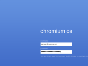 chrome-login